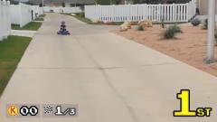 萌娃搞笑视频大合集:我是真正的赛车手,别拦