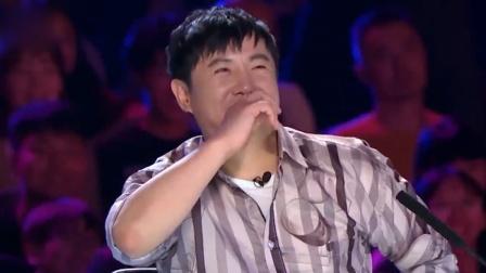 中国达人秀:一群美女穿短裙上台,杨幂瞬间傻
