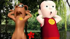 狗狗小孩搞笑视频,搞笑表情包