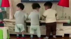 家庭幽默录像:有时候真的会被这些小孩搞死!