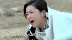 地雷战:美女被日本人残害,表情痛不欲生,日