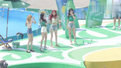 饭拍韩国女团BLACKPINK热舞, 女神这一笑太美了!