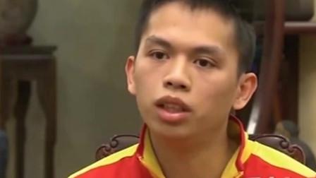 外国人在中国拳击比赛