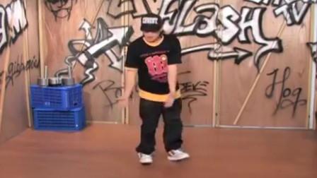 Hip Hop嘻哈 ─ 基本动作教学.1-5
