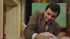 憨豆先生喜剧,你不可不看的超搞笑视频,最后