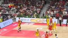 热身赛:郭艾伦22分周琦伤退  中国男篮不敌巴西