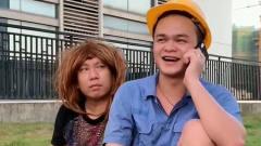 广西老表搞笑视频,湿水泡吐槽自己的女朋友,