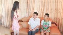 闽南语搞笑视频:贤惠女婿惹人爱,岳父嫉妒使阴