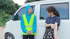 闽南语搞笑视频:代驾司机不会开车,醉酒美女