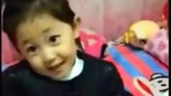 搞笑视频:东北小姑娘与爸爸的逗比日常,太有