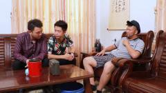 闽南语搞笑视频:贪财二伯装病骗晚辈,屡次索