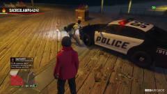 GTA 5 搞笑视频 一万种死法+奇迹巧合 104