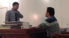搞笑视频:小伙应聘,老板叫他试工,这技术2