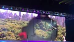 2019CAPC钢管舞艺术公开赛新秀组邝雪《这个女孩不