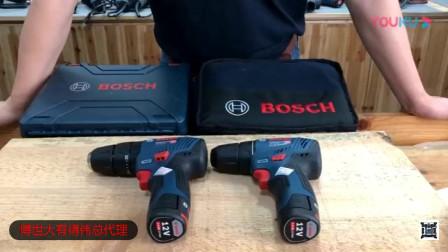 博世Bosch无刷12v锂电池起子机冲击钻GSB GSR12V-30