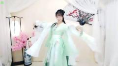 #最劲热舞#青衣白扇, 总是交织出一幅美景