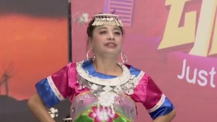 《欢乐侗乡》:侗族姐妹欢快起舞!尽享原生态