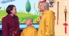 爆笑喜剧:小孩学王小利喝水,注意看表情动作
