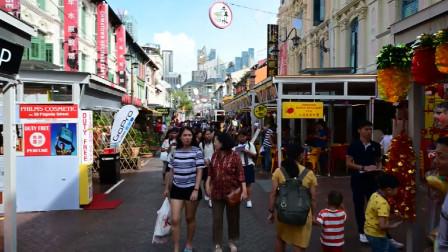 新加坡唐人街-旅游自由行街拍实录
