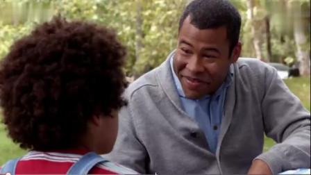 爆笑《黑人兄弟》短剧:这个小孩太可怕啦,演技好好