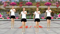 輕松入門32步廣場舞《妥妥的》網絡熱門舞曲 動