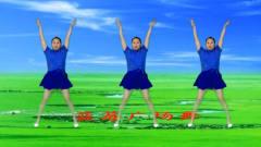 動感32步廣場舞《真的不是鬧著玩》網絡熱門舞曲
