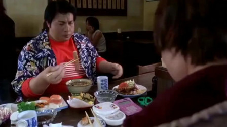胖子说要减肥,当她看到满桌子美食后,一下没忍住又开吃了