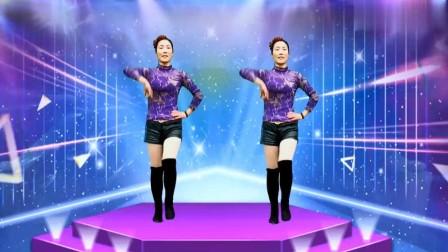 网络热门歌曲《DJ三十出头》优美好看广场舞