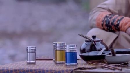 新寻秦记 老版看了要打人 古代居然有不锈钢调料罐 神剧无疑