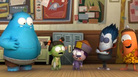 妖怪学院搞笑动画:蛀牙消灭计划