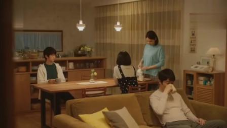 一则美女如云的日本广告, 当女儿穿上婚纱那一刻