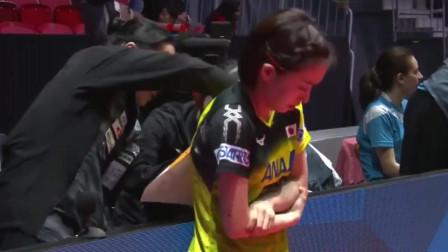 石川佳纯比赛前又一出糗事!观众还故意起哄鼓掌,人家很尴尬的!