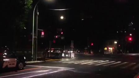 创意广告:酷炫版的人行横道,是否更吸引你