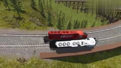 为什么火车没有减速带?看了这个动画才知道有