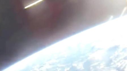 地球上面拍摄到的UFO画面,看完我是信了