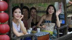 韩国美女来中国旅游,为何到重庆第一天就哭了