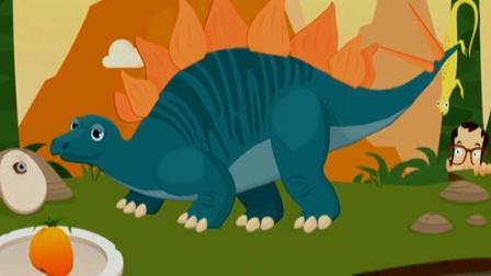 考古学家沙漠挖掘 恐龙世界大发现  恐龙宝贝再
