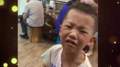 家庭幽默录像:熊孩子上门挑衅,小哥有妙招,