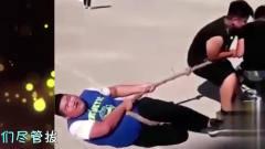家庭幽默录像:拔河赛场上的*UG选手,来自肥肉