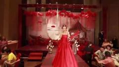 2019抖音舞蹈新娘者在婚礼大跳网红《学猫叫》画风突转《海草舞》