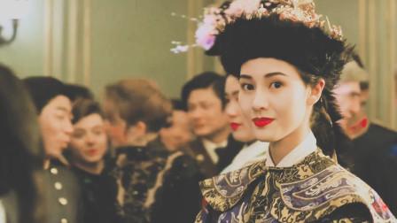 于正晒李嘉欣将演综艺,晒贵妃装惊艳众人,看到装扮瞬间就入戏了