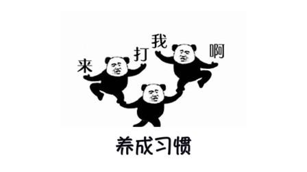 熊猫头搞笑热门新曲《画》唱的太真实了,只要