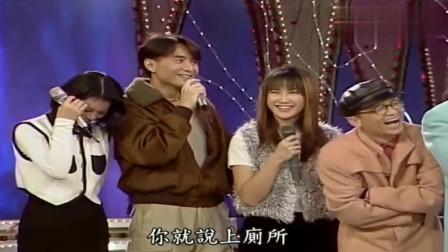 龙兄虎弟:张镐哲聊去洗手间忘记带手纸的糗事,张菲在一旁大笑,太