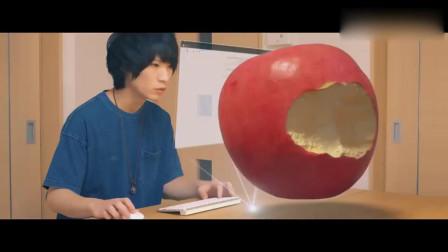创意广告:本来以为是苹果广告,想不到又来个逆天反转