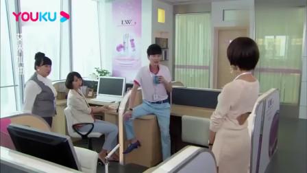 丝袜加短裙,美女第一次这样打扮迷住了同事