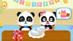 宝宝巴士之238 奇妙生日派对 宝宝巴士动画片 亲