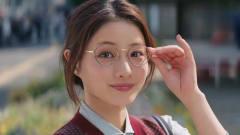 一则只为看女主的日本创意广告,太美了!