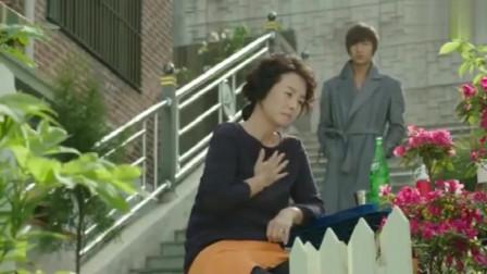 韩剧城市猎人 男子以为母亲抛弃他后会过得很好 可现在却看到落魄的她 很是辛酸