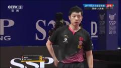 乒乓球亚锦赛男单1/4决赛:许昕3-0李尚洙,强势