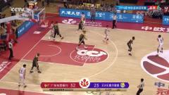2019中欧篮球冠军赛:广东VS德国 全场集锦